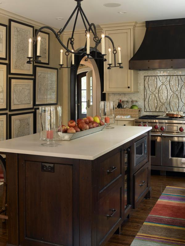Bucatarie in stil clasic, cu accente din stilul Tudor - Lucy Interior Design