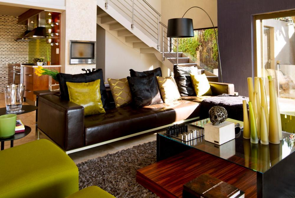 Living modern, open space