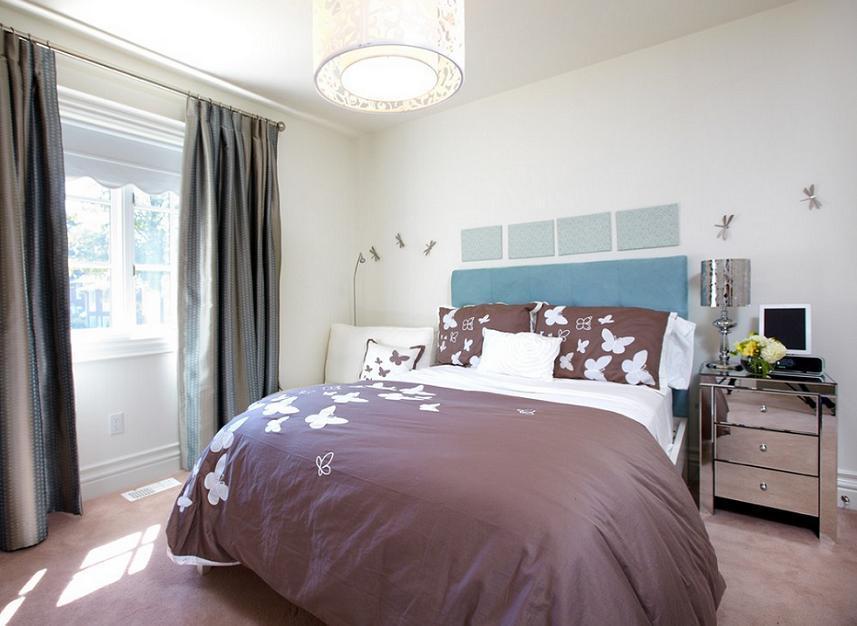 Dormitor matrimonial modern