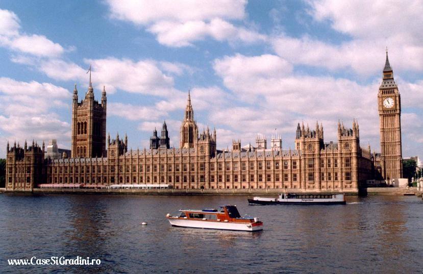 Palatul Wesminster din Londra