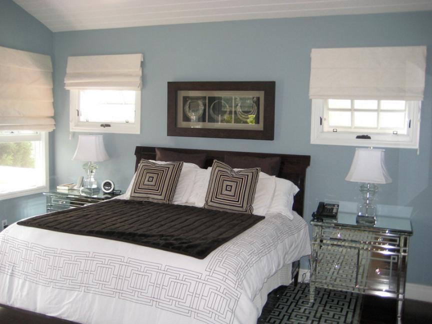 Dormitor matrimonial modern - Nadia Designs