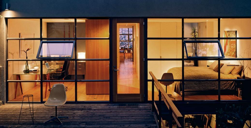 Amenajare dormitor - Potrero Hill Residance, Aidlin Darling Design