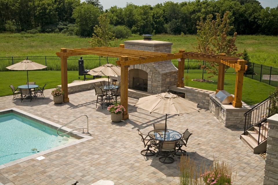 Terasa perfecta pentru petrecerile de vara