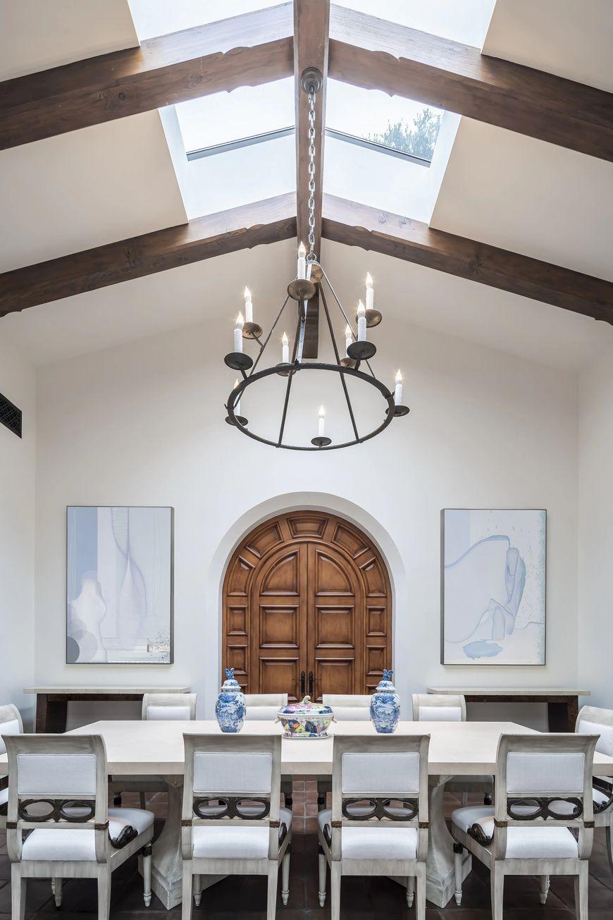 Sufragerie decorata minimal