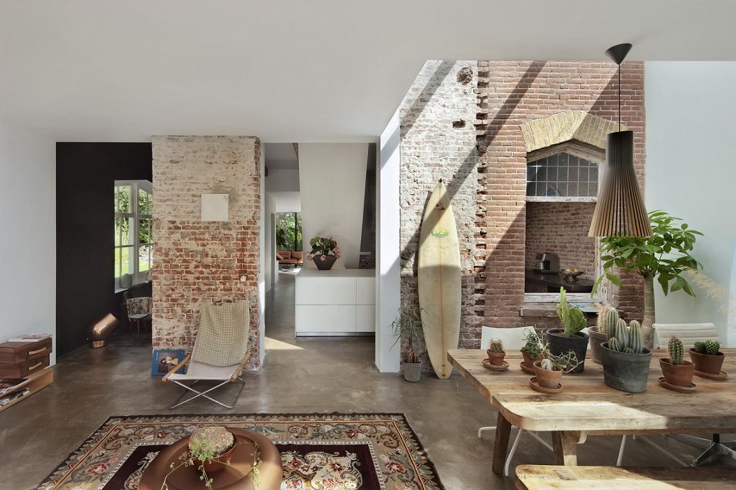 Imagine amenajare loc luat masa Santpoort -  ZEC Architects