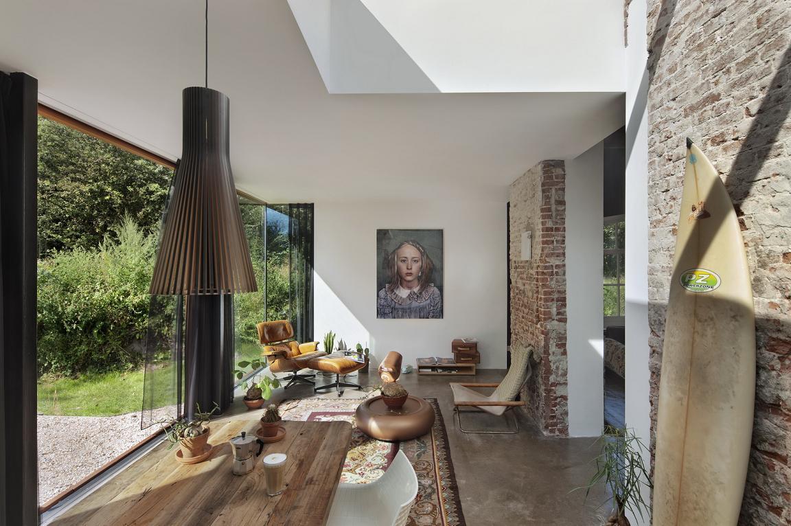 Amenajare loc luat masa Santpoort -  ZEC Architects