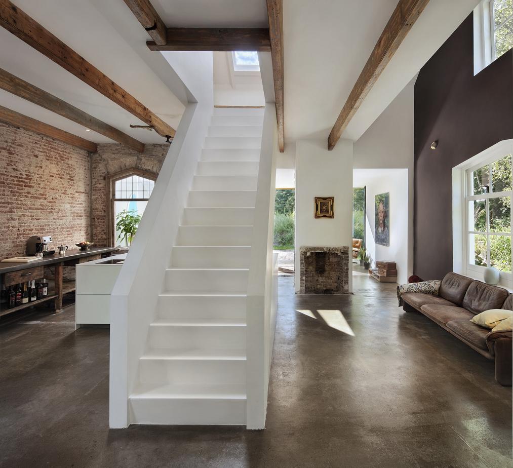 Imagine scara Santpoort -  ZEC Architects