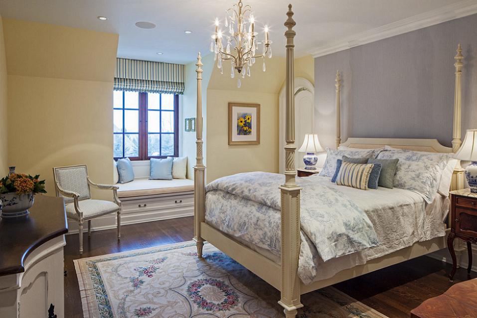 Dormitor plin de eleganta si farmec