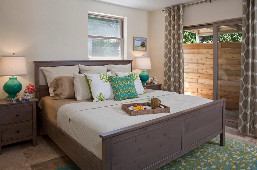 Armonie cromatica in dormitor