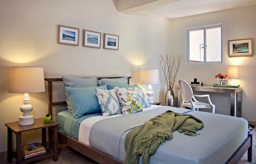 Dormitorul modern