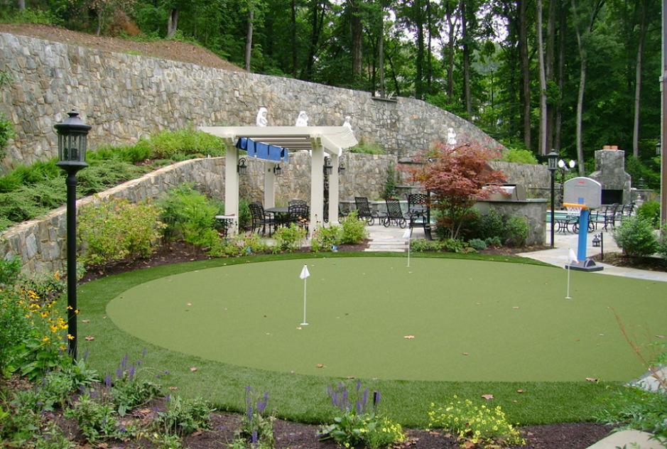 Mini-teren de golf