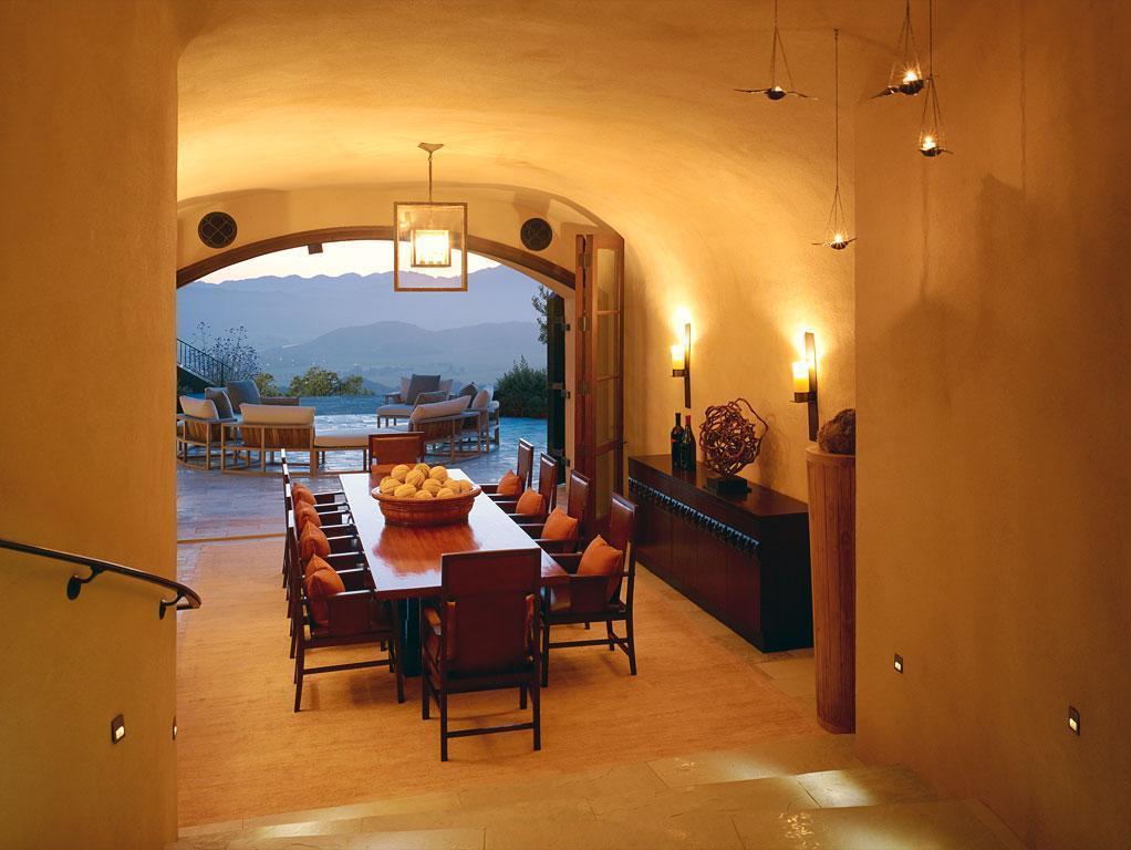 Amenajare crama Soda Canyon Residence, BAR Architects