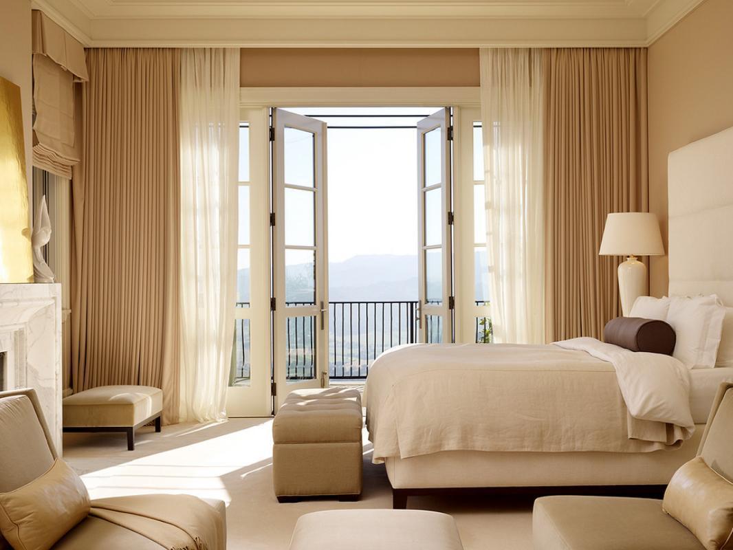 Amenajare dormitor Soda Canyon Residence, BAR Architects