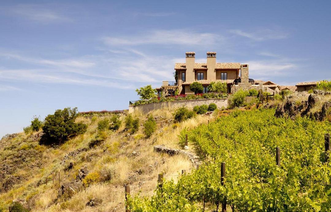 Vila in stil mediteranean Soda Canyon Residencece, BAR Architects