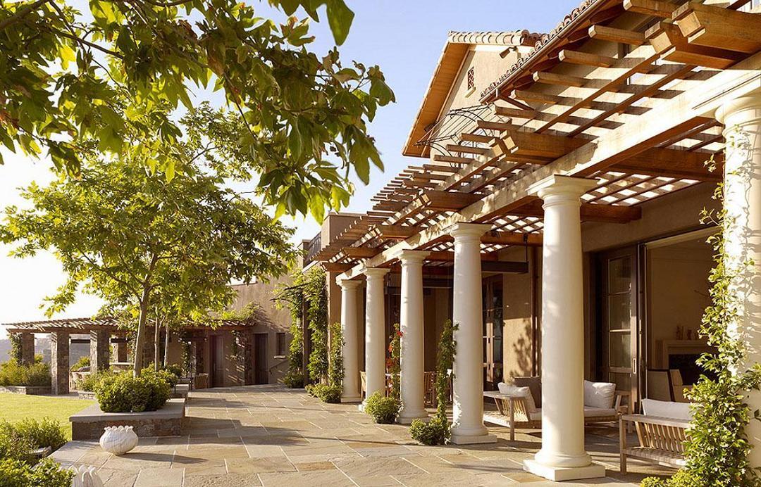 Pergole Soda Canyon Residence, BAR Architects