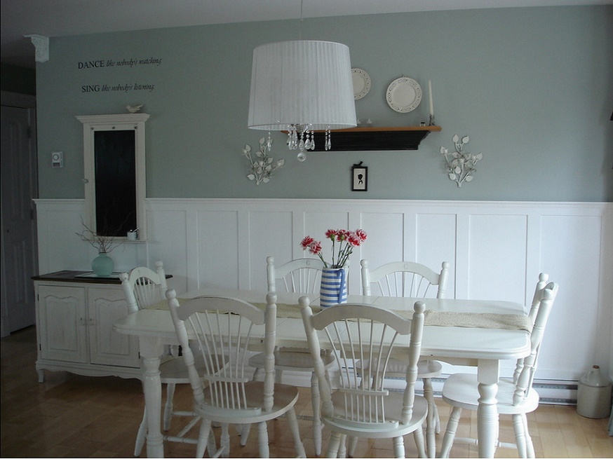 O sufragerie vintage