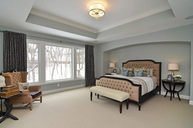 Dormitor traditional - Gonyea Homes Remodeling