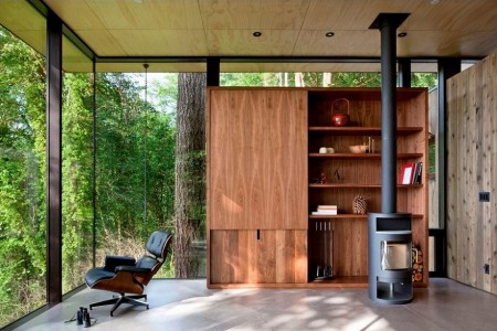 Poze Birou si biblioteca - Spatiu de relaxare in mijlocul naturii
