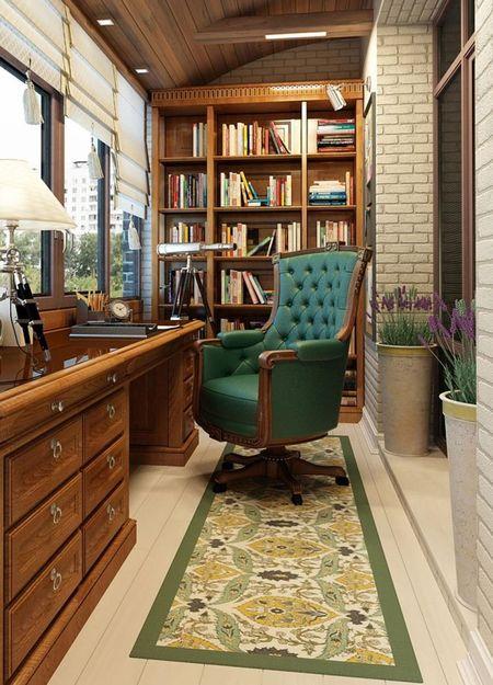 Poze Birou si biblioteca - birou-lux-balcon-acasa.jpg