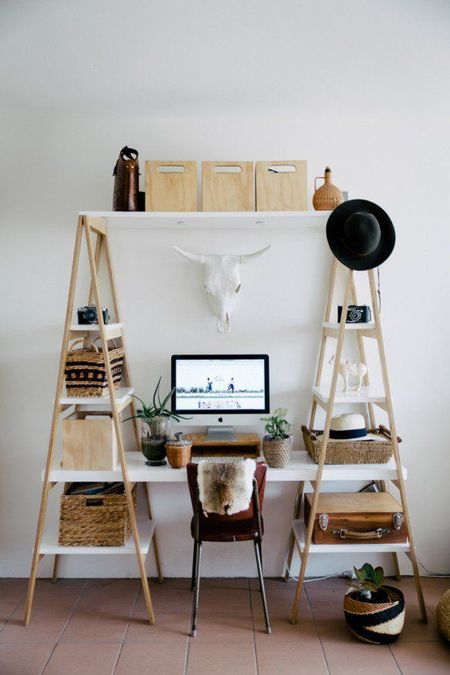 Poze Birou si biblioteca - birou-original-handmade.jpg