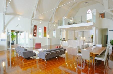 Poze Living - Zona de zi deschisa, moderna