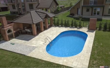 Poze Piscina - Pavaje Arvore si borduri speciale pentru piscina