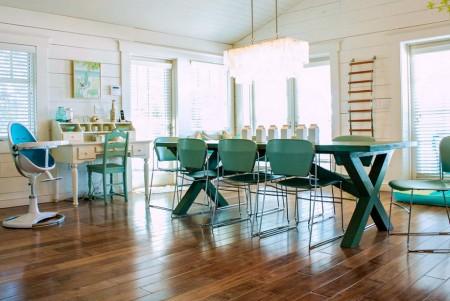 Poze Sufragerie - Piesele de mobilier moderne si cele clasice coexista in armonie perfecta