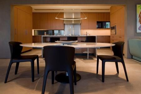 Poze Bucatarie - Design modern in bucatarie