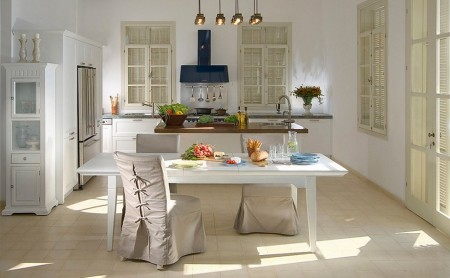Poze Bucatarie - Elemente vintage in decorarea bucatariei