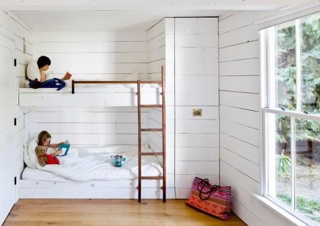 Poze Copii si tineret - Camera copiilor din casa de vacanta