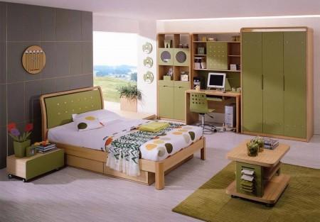 Poze Copii si tineret - Design modern potrivit pentru camera unui tanar