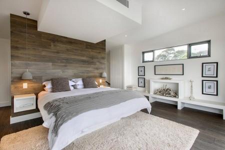 Poze Dormitor - Dormitor modern si confortabil