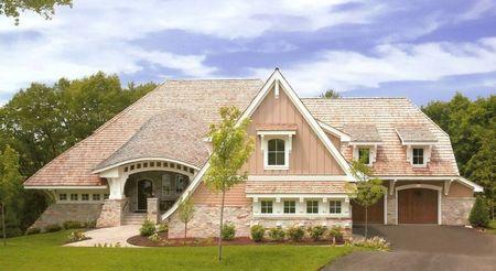 Poze Fatade - Casa cu o arhitectura unica