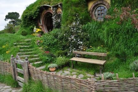 Poze Gradina de flori - Gradina hobbitilor