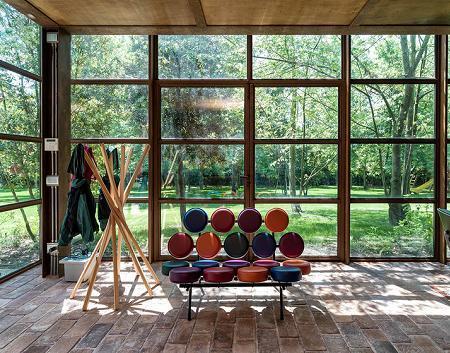 Poze Mobila si mobilier - Mobilier cu personalitate si plin de culoare