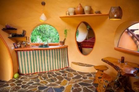 Poze Bucatarie - Bucataria intr-o casa cu totul neobisnuita