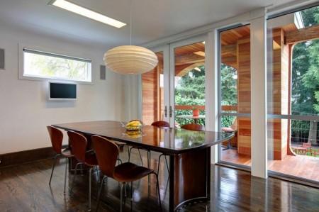 Poze Sufragerie - Imagine amenajare sufragerie Casa spranceana