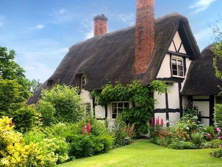 Poze Fatade - O casa fermecatoare in stil cottage