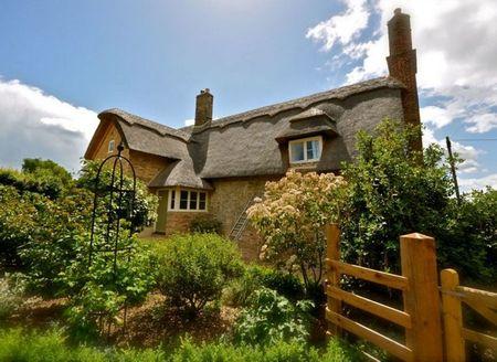 Poze Fatade - Casa in stil cottage englezesc