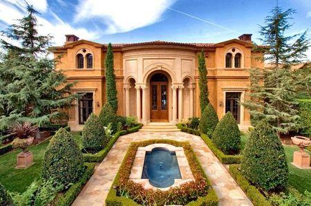 Poze Fatade - Casa in stil mediteranean cu influente clasice