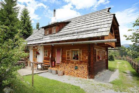 Poze Case lemn - Casa de vacanta construita integral din lemn