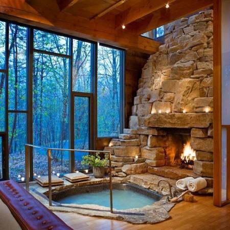 Poze Dormitor - Dormitor cu un spatiu de relaxare incredibil
