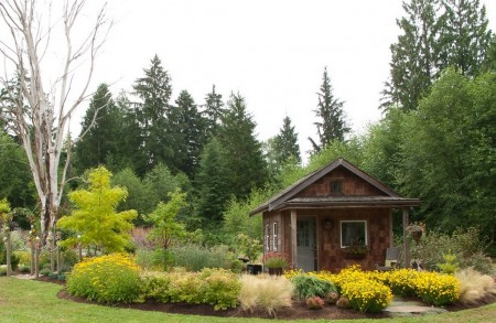 Poze Case lemn - Casuta de gradina din lemn