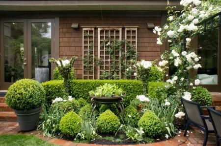 Poze Gradina de flori - Un colt minunat de gradina