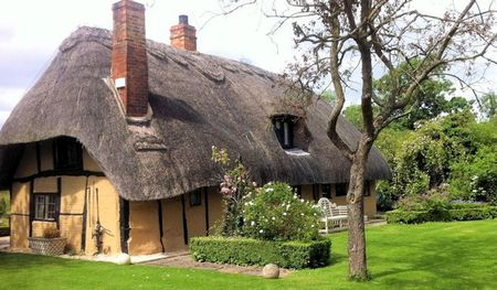 Poze Fatade - Un cottage vechi de 300 de ani