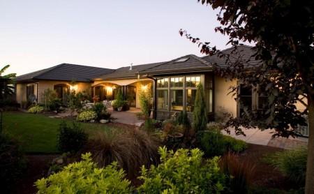 Poze Gradina de flori - Imagine amenajare gradina Creswell Residence, Paul Moon Design