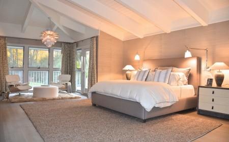 Poze Dormitor - Dormitor modern spatios si confortabil