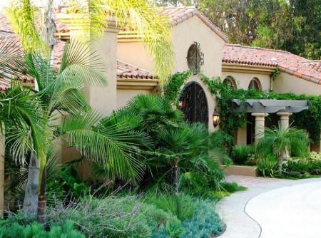 Poze Fatade - Fatada casa in stil mediteranean