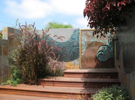 Poze Garduri si porti - Gard si poarta artistica