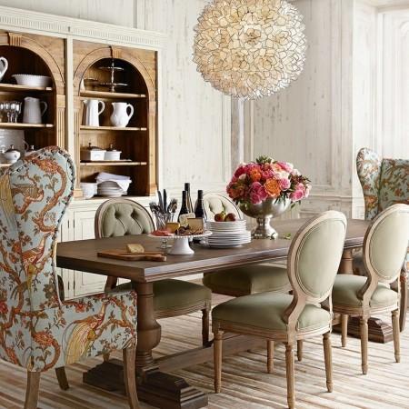 Poze Sufragerie - Un superb decor clasic pentru locul de luat masa